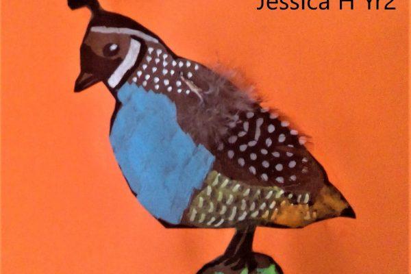 Year-2-Jessica-H-Multi-media-quail