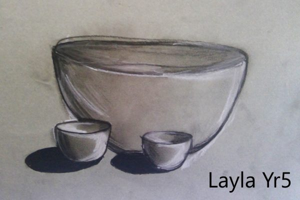 Year-5-Layla-charcoal-still-life (1)