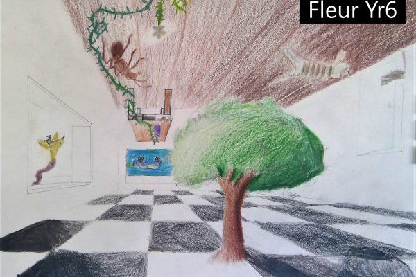 Year-6-Fleur-Surreal-1-point-perspective-room