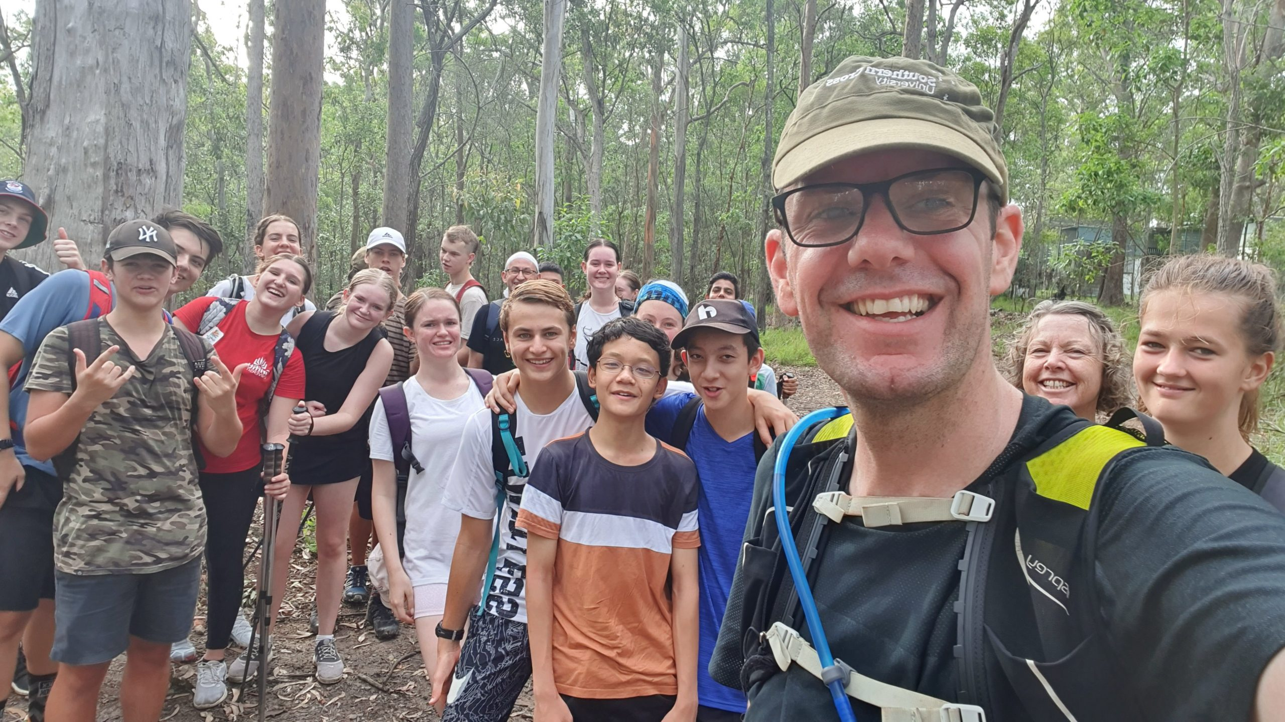Recreational walk- rediscover the Gold Coast