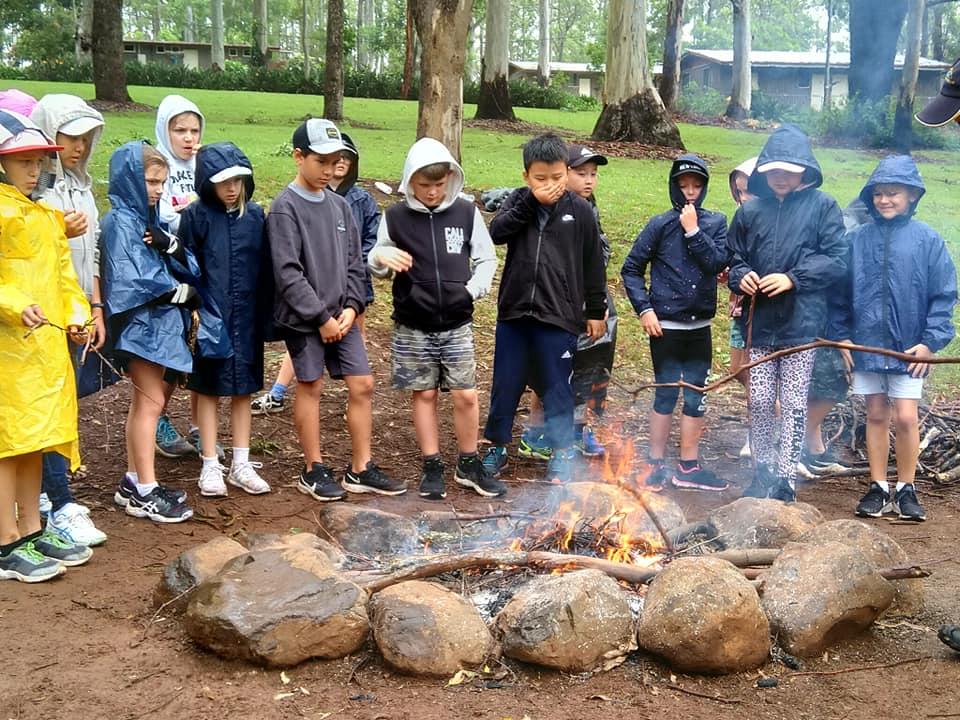 Year 4 Camp 2020