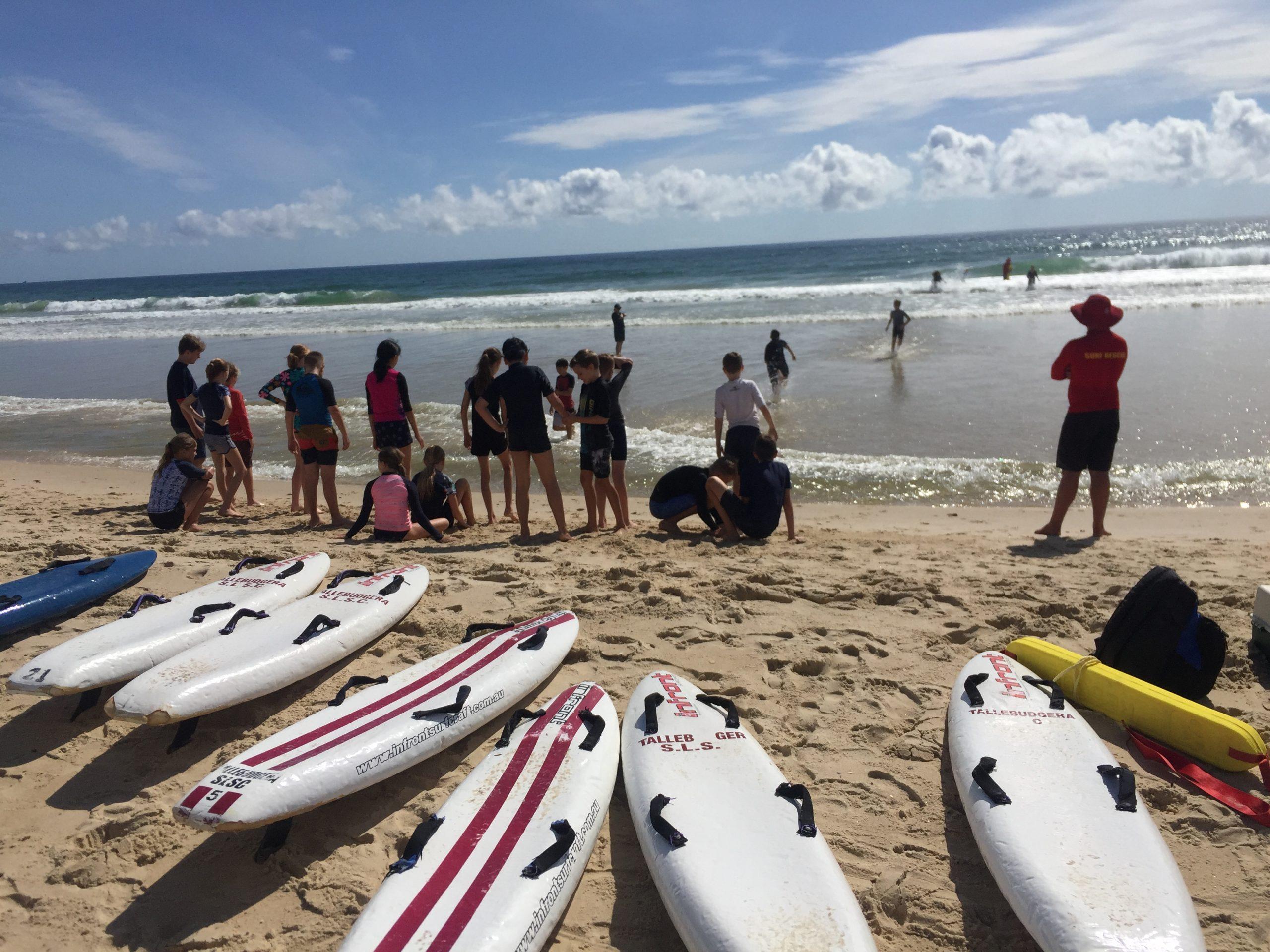 Year 6 Surf Smart Program 2020