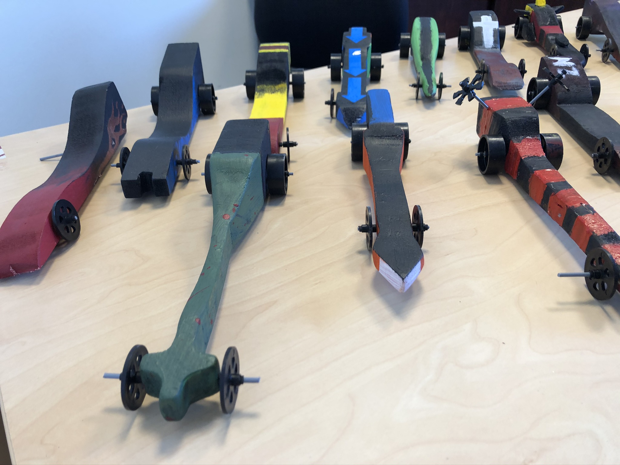Year 8 Engineering- CO2 Dragsters