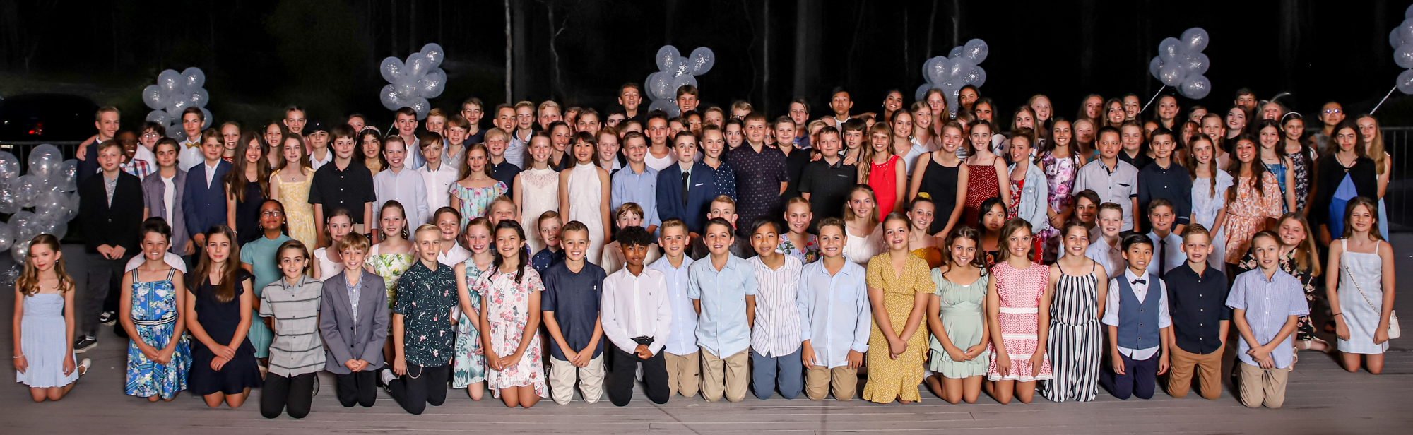 Year 6 Graduation and Dinner 2020