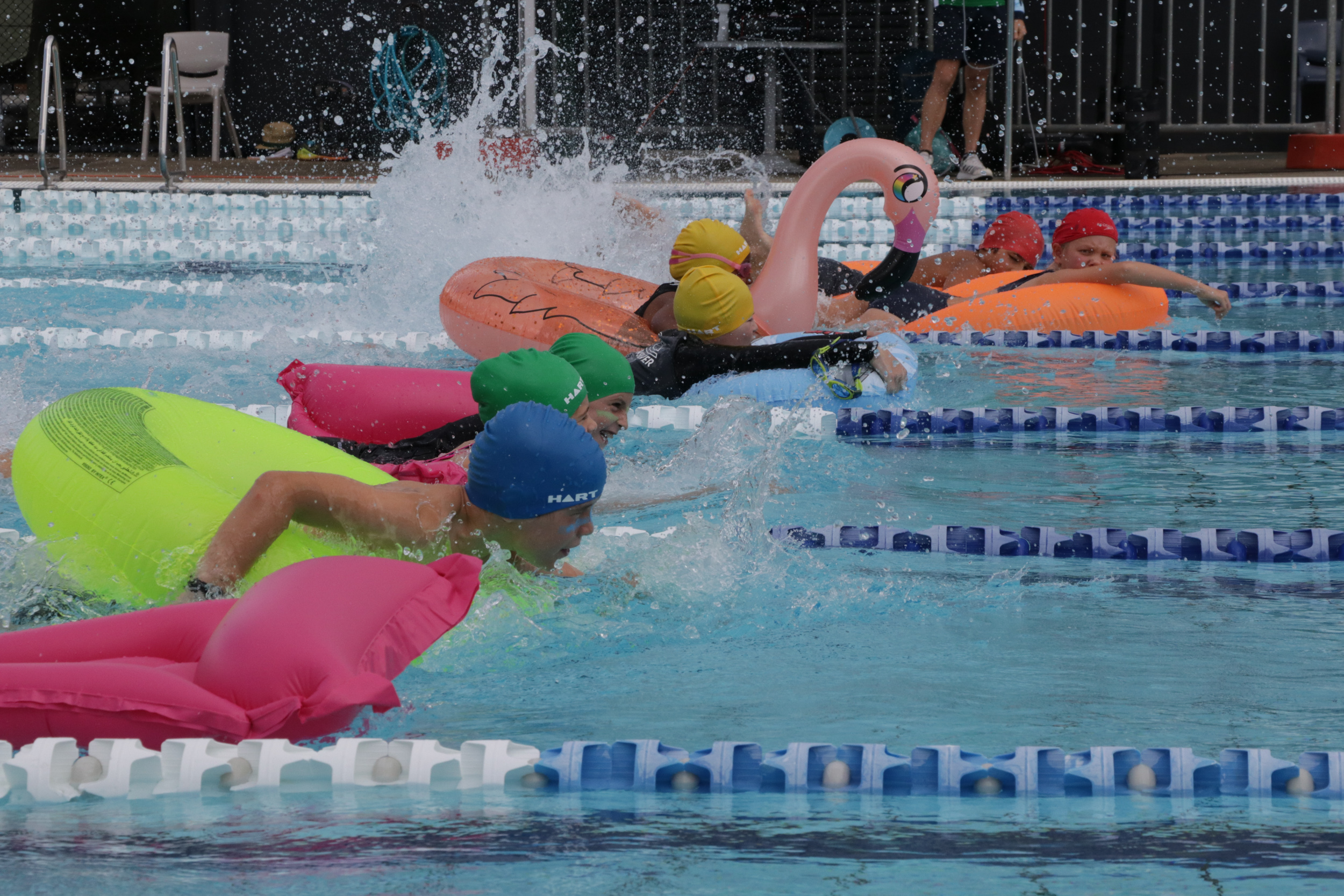 JLC – Years 3-4 Swimming Carnival 2021
