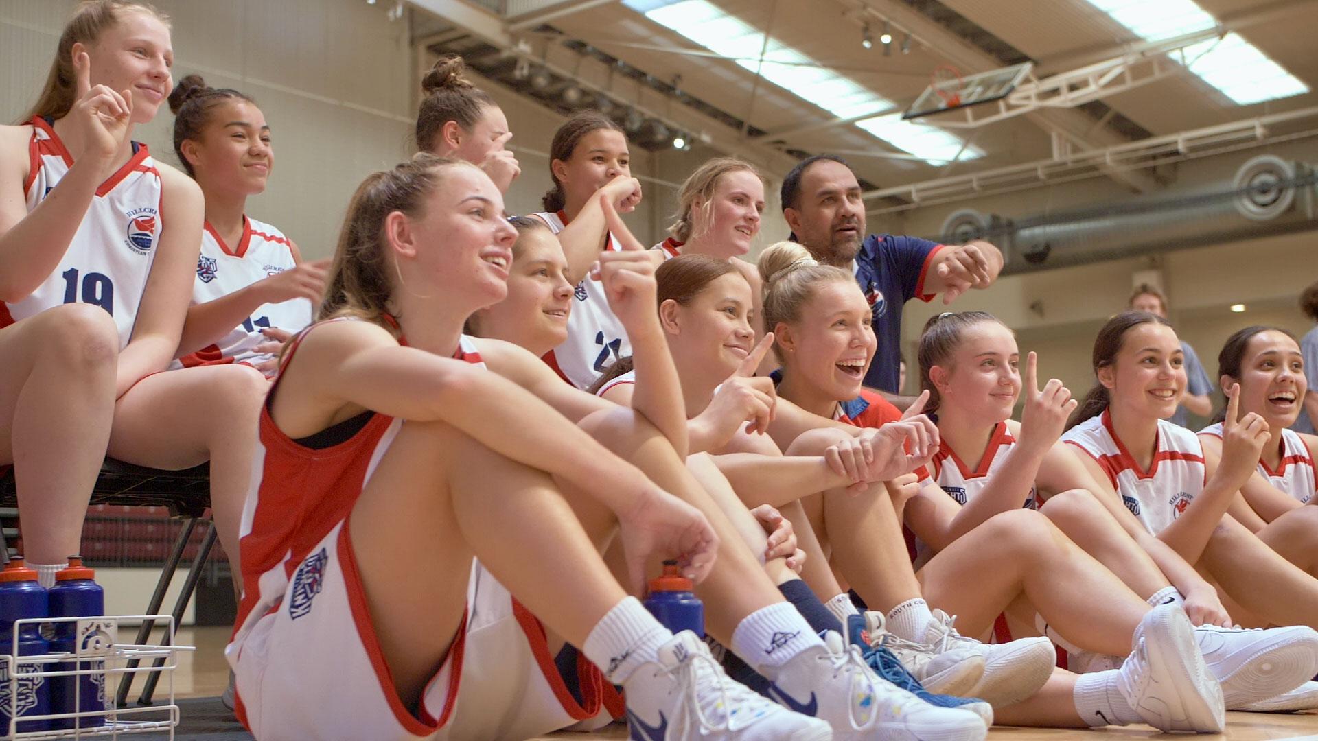 Hillcrest Basketball Documentary – The Season